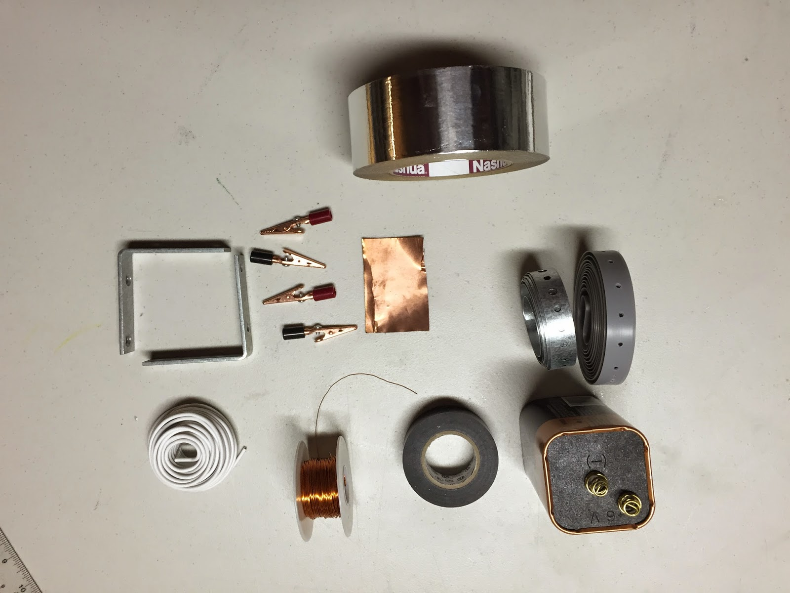 How to Build a Simple DC Motor | Blogging About Physics