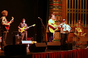 Antsy McClain and the Trailer Park Troubadours at The Egyptian