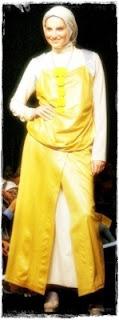 model busana muslim gaul