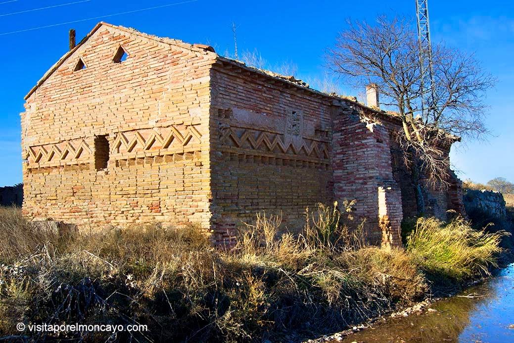 Ermita Gañarul Gótico Mudéjar Aragonés
