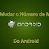 Como Mudar o Número de Modelo do Android