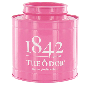 Tea Tin from The Odor