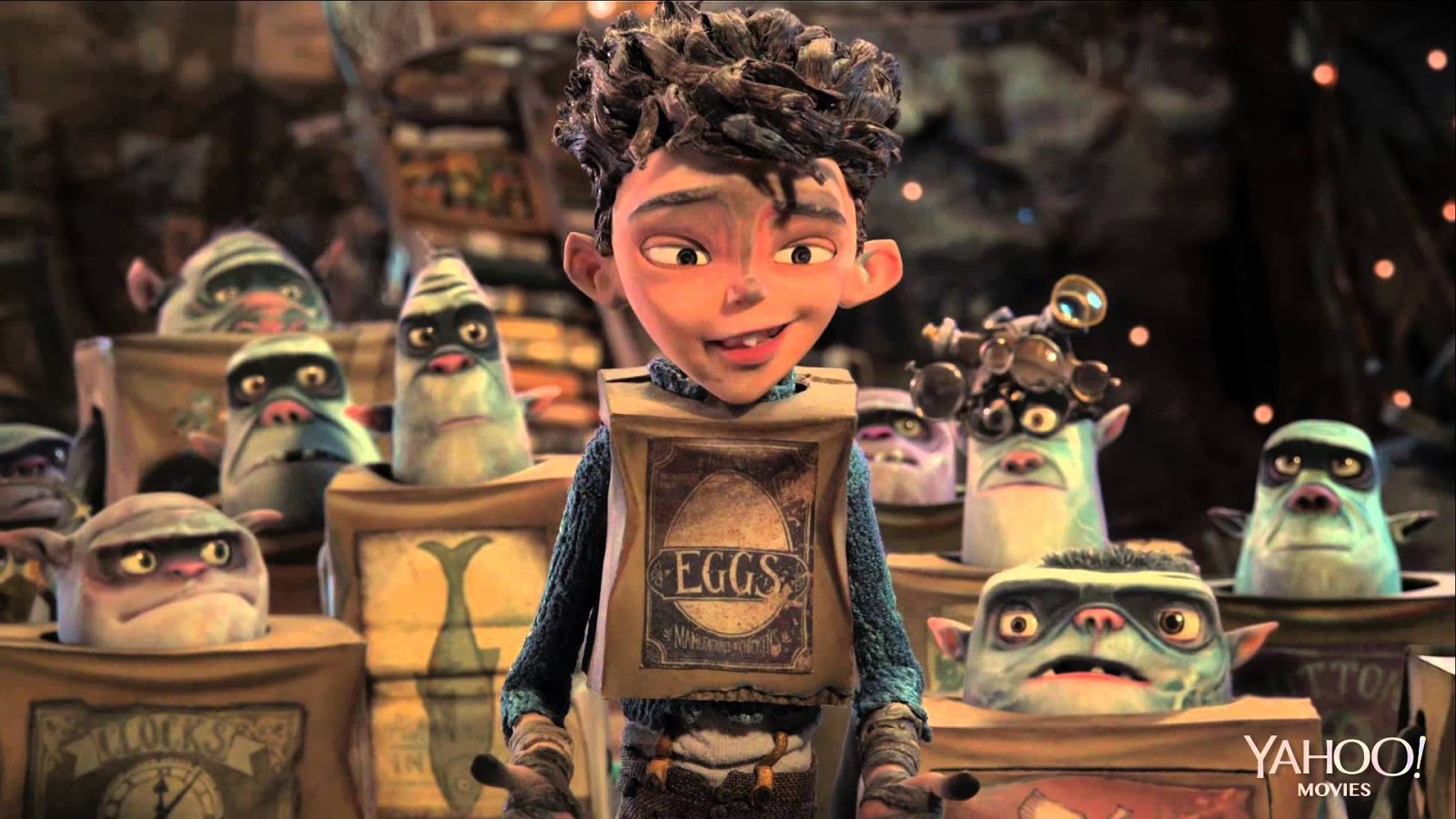 The Boxtrolls (Movie) - US Trailer - Trailer Song / Music