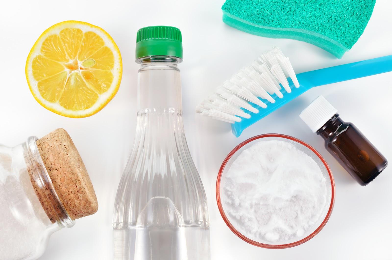 Limpieza ecológica para tu hogar