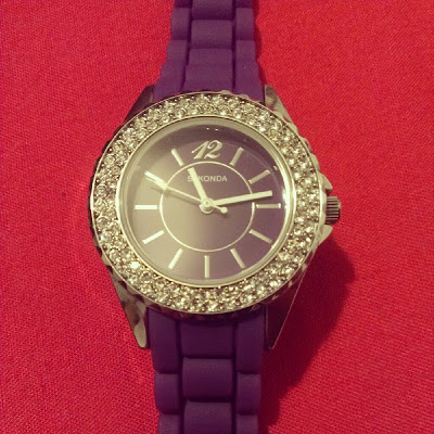 Sekonda Party Watch purple picture 1