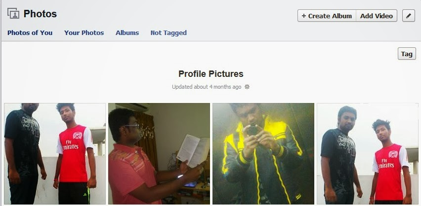 Make Two Profile Picture In Facebook