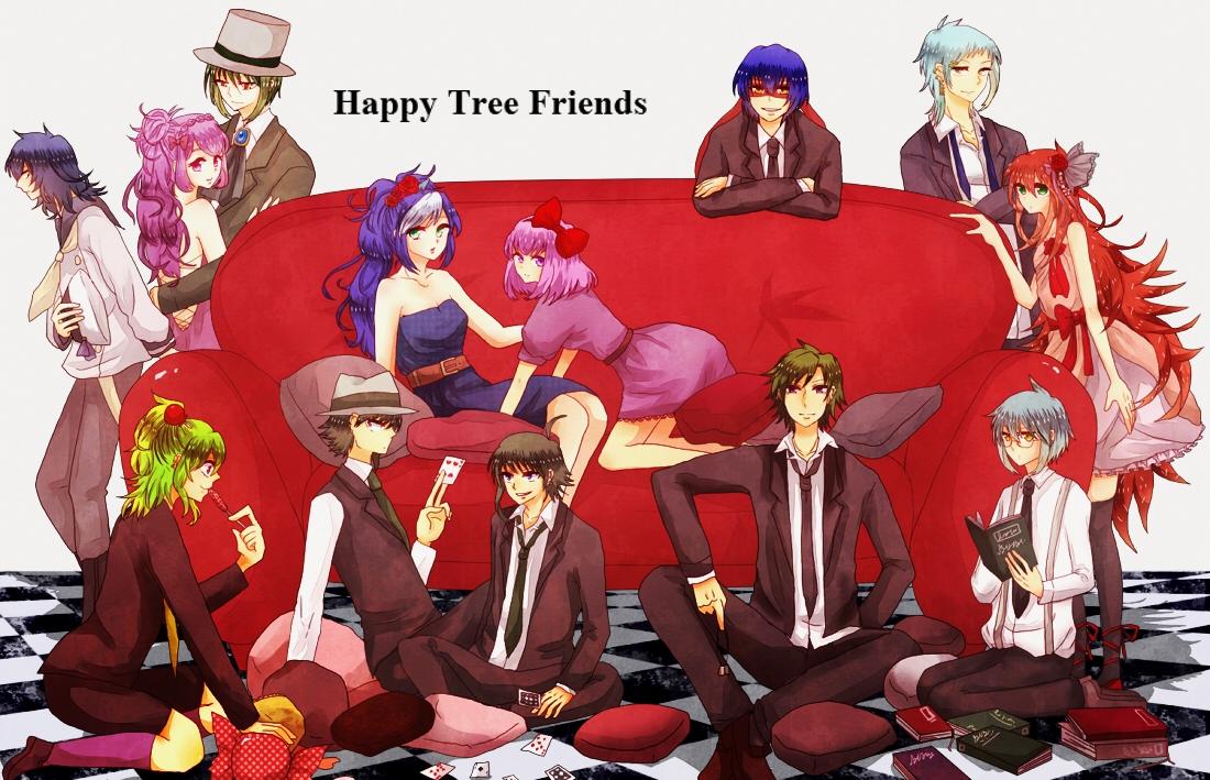 happy tree friends anime - photo #14
