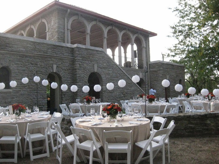 Cincinnati parks wedding venues