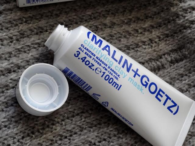 Malin + Goetz Clarifying Clay Mask Review, Photos