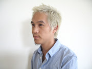 . is Noma Han. i just thought he looked so handsome with this white hair. .