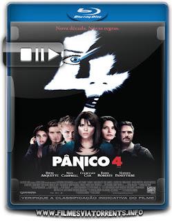 Pânico 4 Torrent - BluRay Rip 720p Dublado
