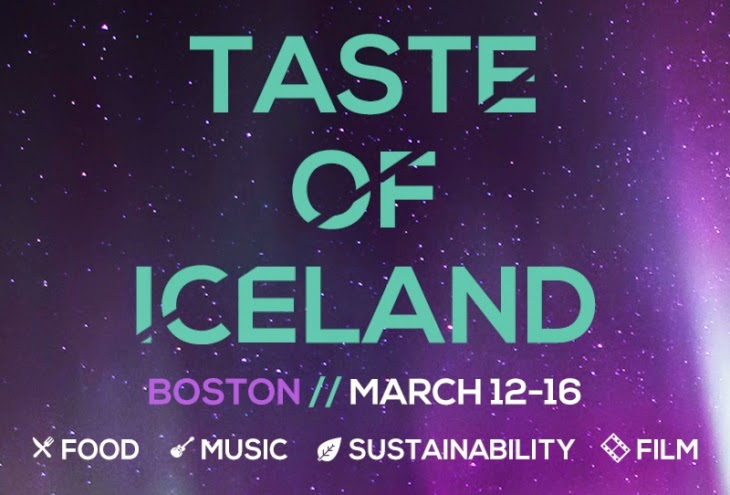 Taste of Iceland Back in Boston