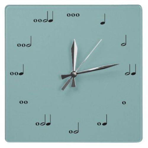 Time Is the Number of Music