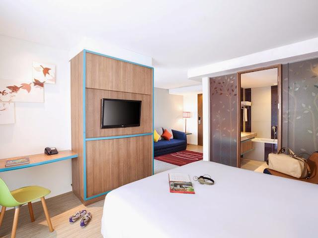 ibis Styles Bali Kuta Legian - room