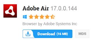 Adobe Air 17.0.0.144 Free Download