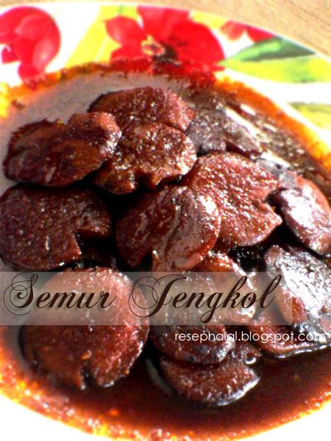 Resep Semur Jengkol