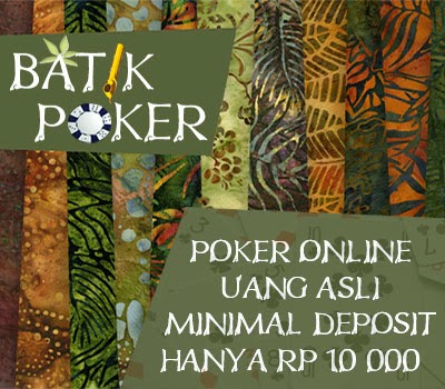 Batikpoker.com Judi Online Uang Indonesia Asli