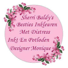 My Besties Kleuren met potloden challenge blog