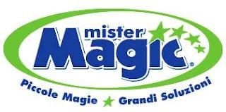 per la mia casa scelgo i prodotti mister magic