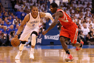 Point Guard Westbrook out, torn meniscus, Russell Westbrook, injury, OKC, OKC thunders