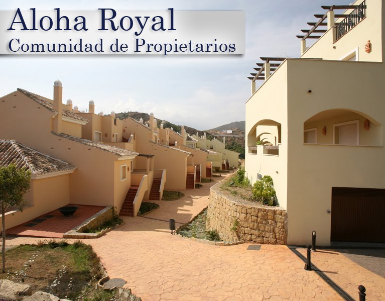 Información Aloha Royal Marbella - Nva. Andalucia