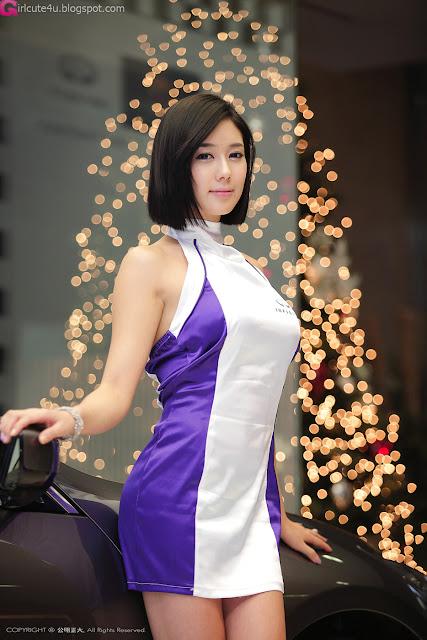 7 Kim Ha Yul - Infiniti G Racing Limited Edition-very cute asian girl-girlcute4u.blogspot.com