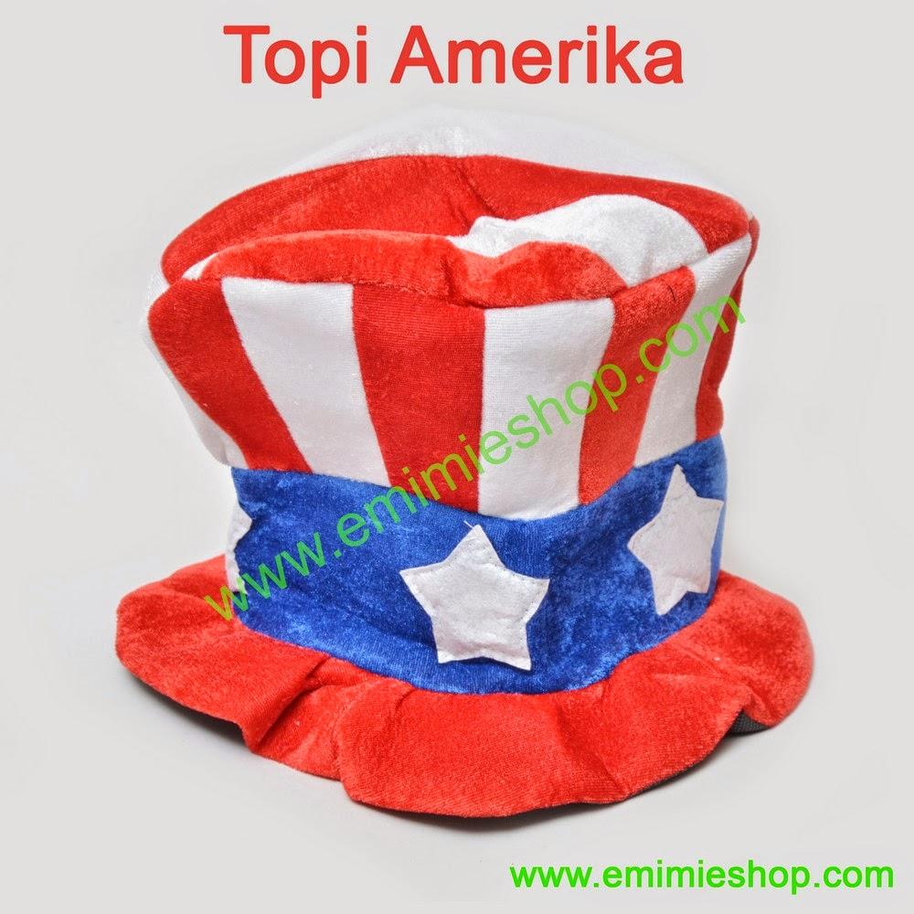 Topi Tema Amerika