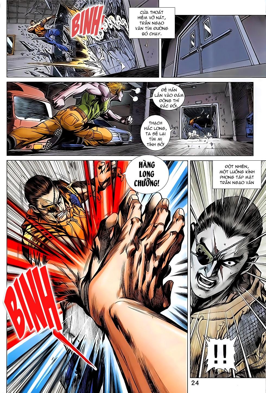 Tân Tác Long Hổ Môn chap 782 Trang 24 - Mangak.info