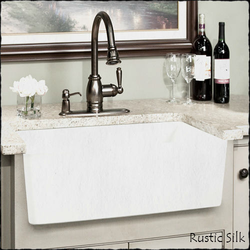 Rustic Silk: House Design: Plumbing