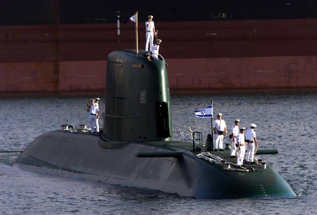 Dolphin class SSK