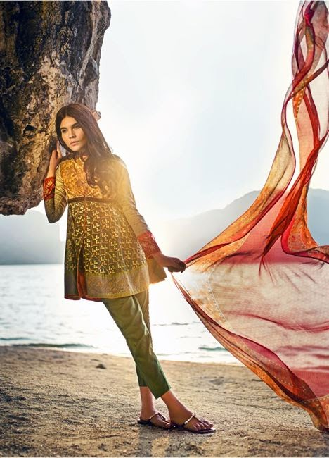 Lawn prints of sana safinaz 2015