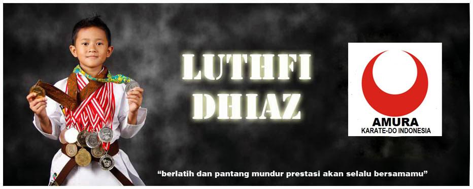 Karate Indonesia - Luthfi Dhiaz - Amura Indonesia