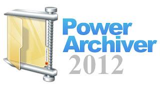 PowerArchiver 2011 12.12.03 Final / 2012 13.00.22 Beta  - Nén và giải nén hiệu quả