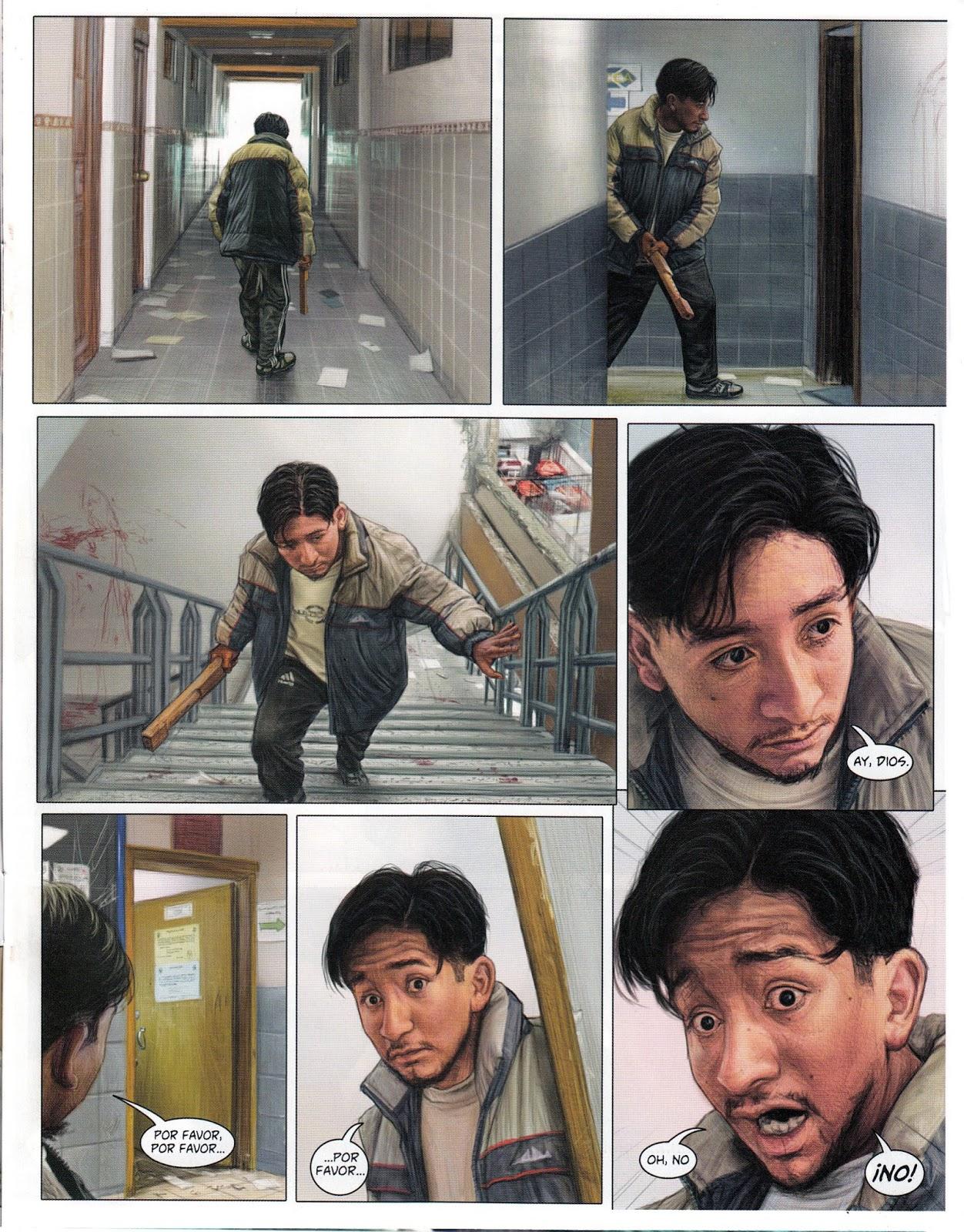 Comic Bolivia: Presentación oficial de Abandonando el barco de ...