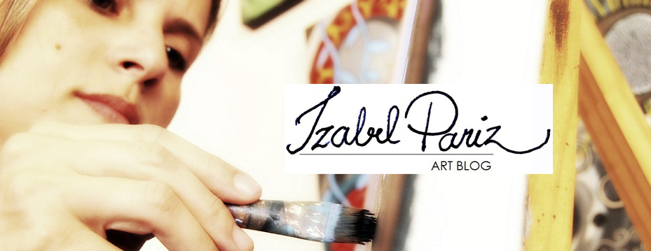 Izabel Pariz Art Blog