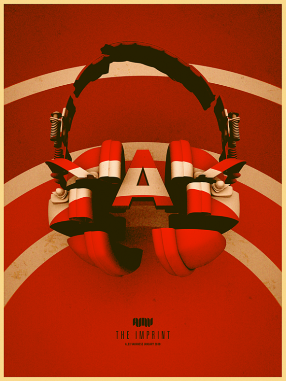Amazing Graphic Design Posters A cup of art : poster design