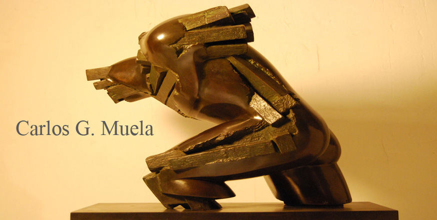 Carlos G. Muela esculturas
