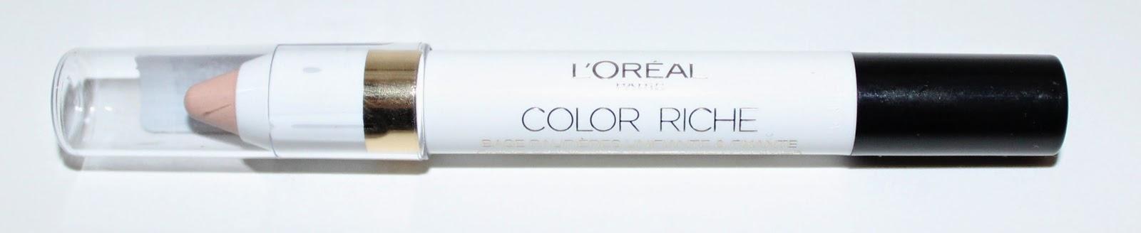 L'Oreal Colour Riche Eye Shadow Primer