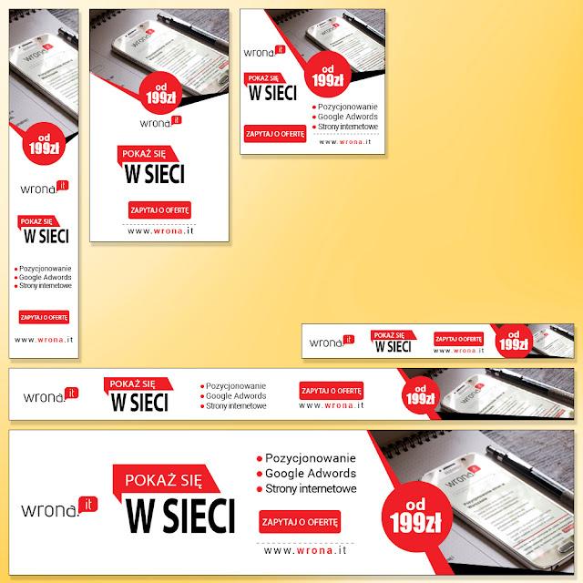 banery reklamowe pokaż się w sieci - pozycjonowanie