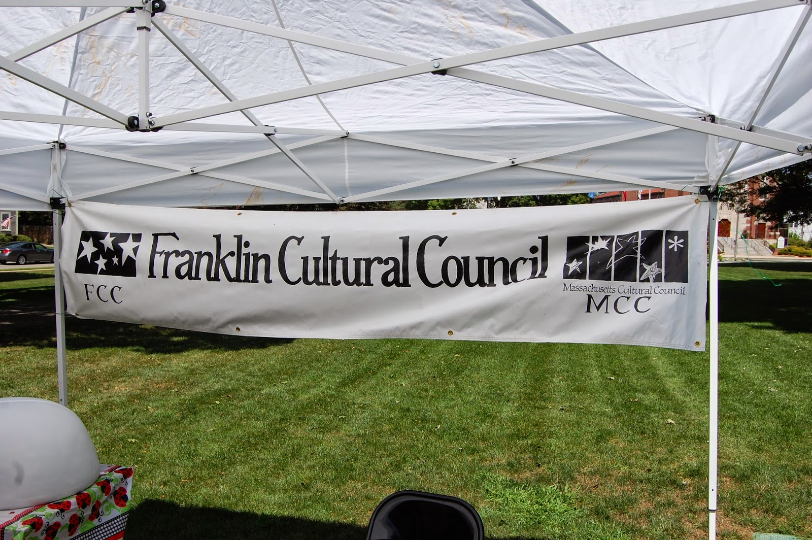 Franklin Cultural Council banner