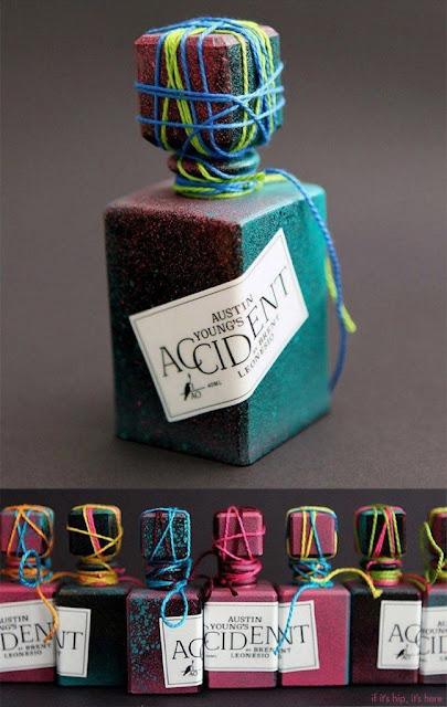 green pear diaries, botellas, diseños, creatividad, diseños creativos, packaging