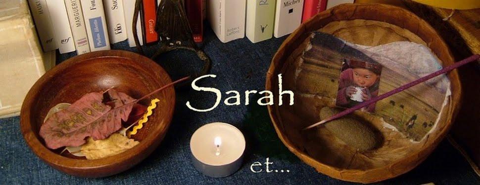 Sarah sans âge