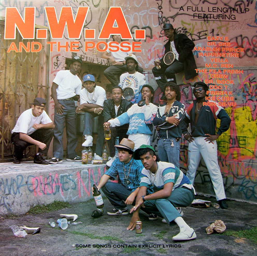 N.W.A. - Panic Zone