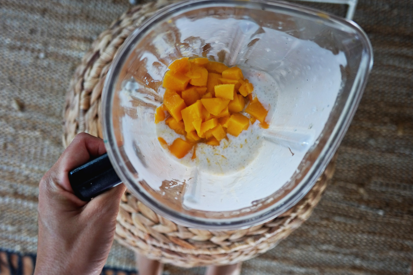 *not Sure How To Cut A Mango? See A Super Easy Tutorial Here!