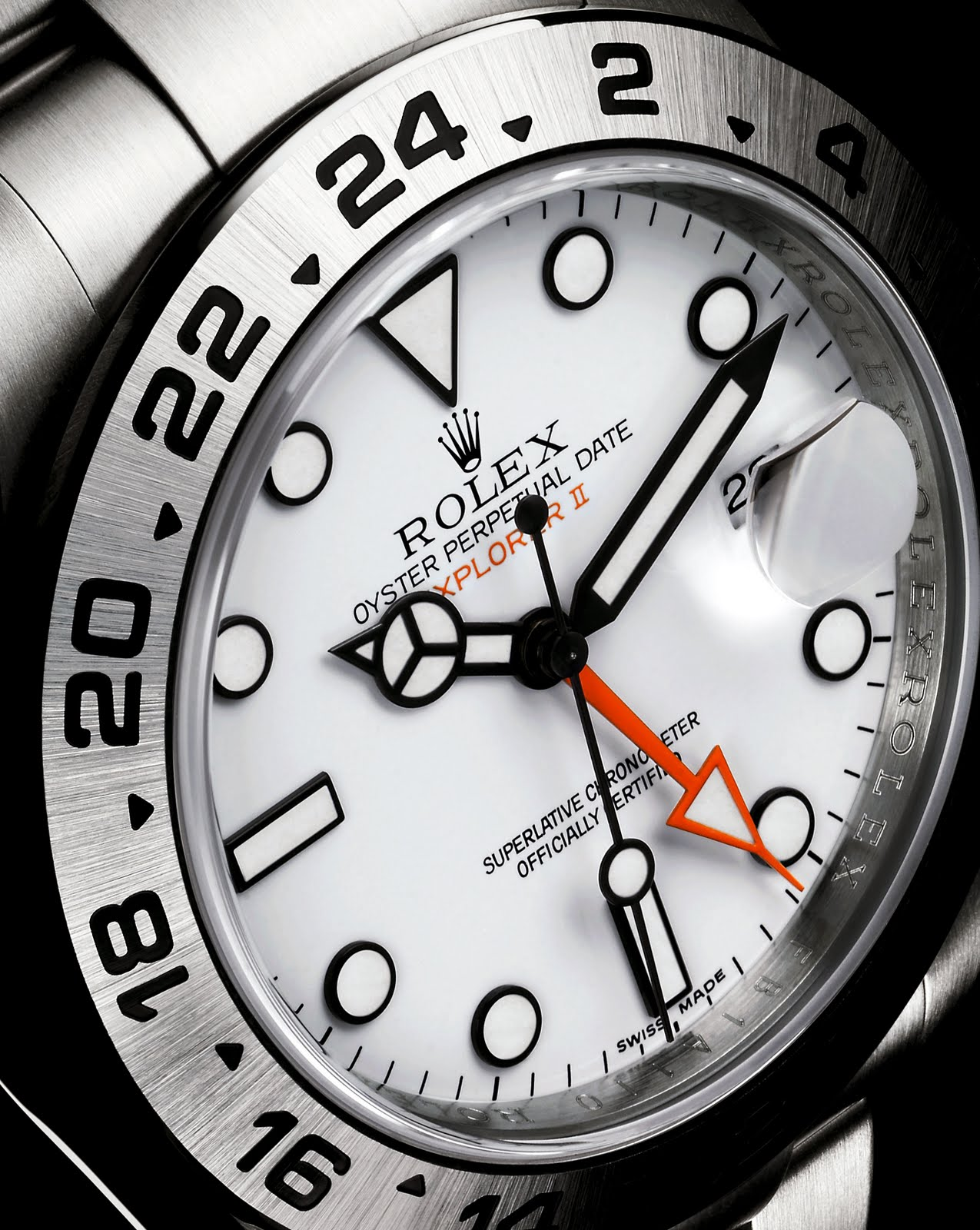 Has any watch grabbed your attention lately? 2011-Rolex-Explorer-II-Orange-Hand