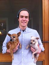 Dog-sitter Ian Lanphear