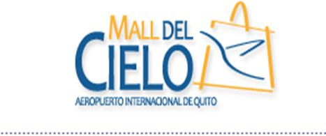 Aeropuerto Quito nuevo - Mall del Cielo