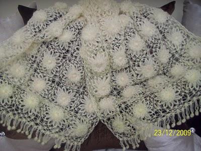 Bridal Shawl Knitting Pattern Free Knitting And Crochet Patterns