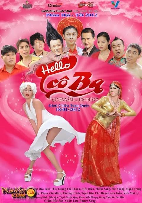xem phim Hello Cô Ba full hd vietsub online poster