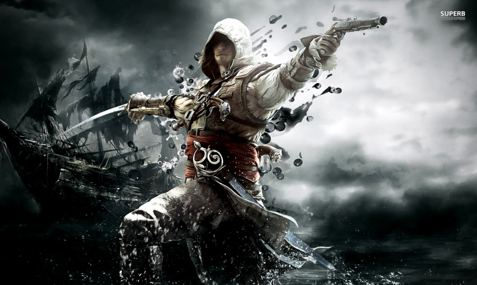 Assassins Creed IV Black Flag Wallpapers SETUIX